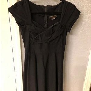 Stop Staring XL black dress
